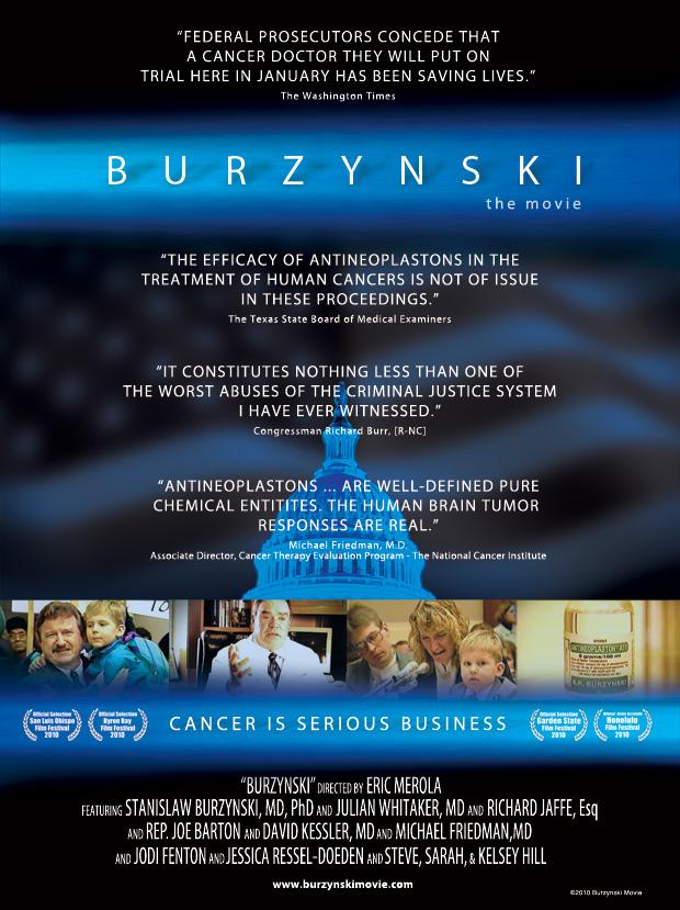 Burzynski - The Movie